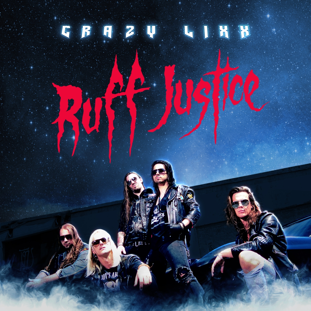"CRAZY LIXX – ""RUFF JUSTICE"" - ALBUM REVIEW"