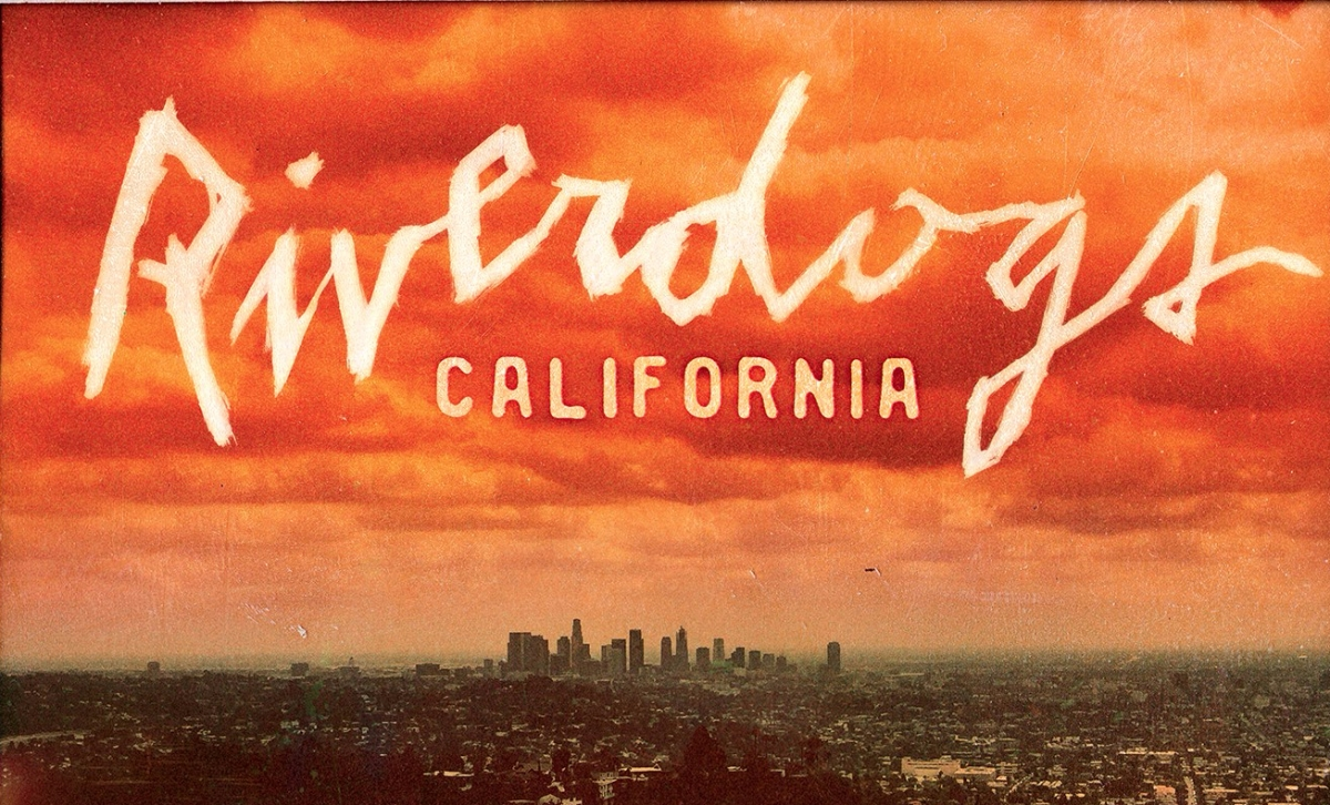 "RIVERDOGS - ""CALIFORNIA"" - BLUES ROCK IS BACK - ALBUM REVIEW"